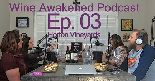 Picture of Wine Awakened interviews Horton Vineyards