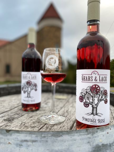 Picture of Wine of the Week: Horton Vineyards Pinotage Rose 2018