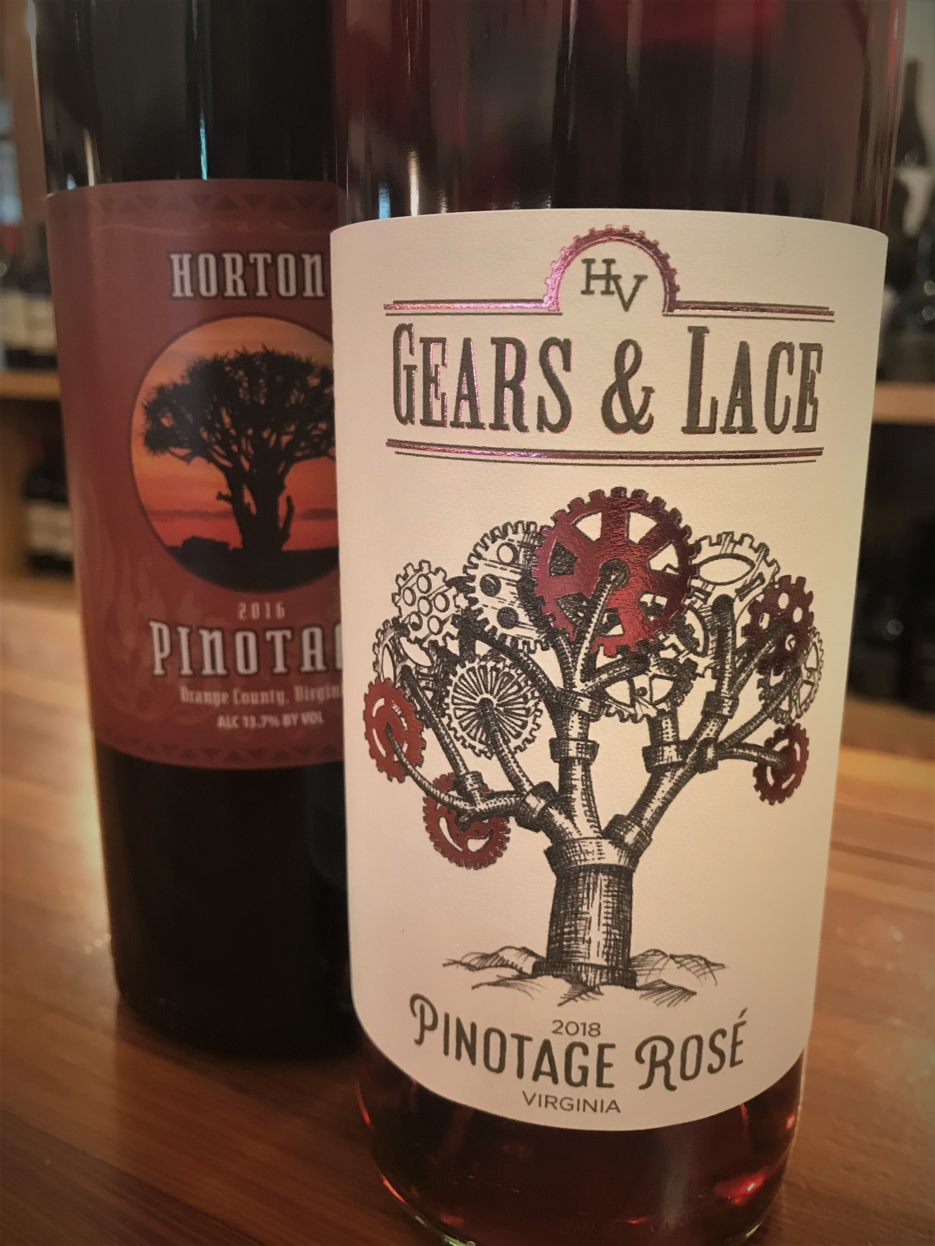 Picture of Pinotage Club talks about Horton Vineyards