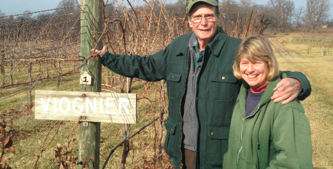 Picture of Dennis Horton was an innovative pioneer for Virginia wine