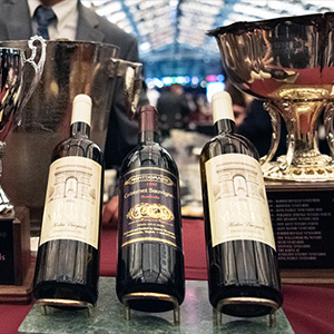 Picture of Monticello Wine Trail Takes 2019 Cup and Multiple Golds