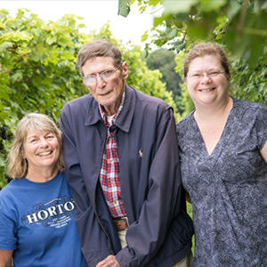 Picture of Remembering Horton Vineyards Founder Dennis Horton