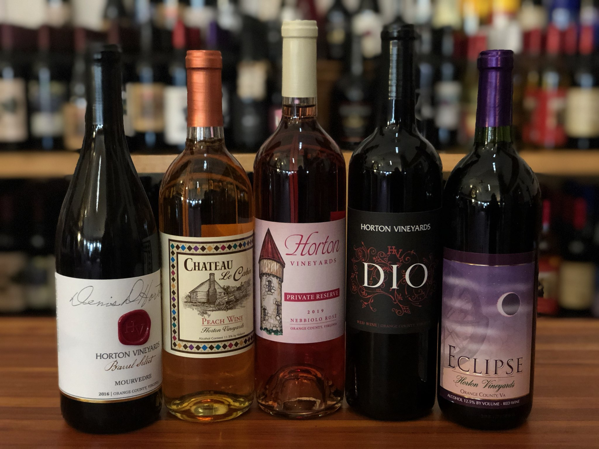 Wine Wednesday March Pack
