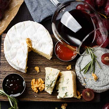 National Wine and Cheese Day Celebration