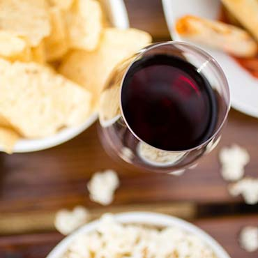 Wine and Junk Food Pairing